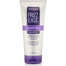 John Frieda Collection Frizz-Ease Smooth Start Shampoo Repairing 10 oz