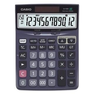 Casio Dj120d Desk Top Calculator