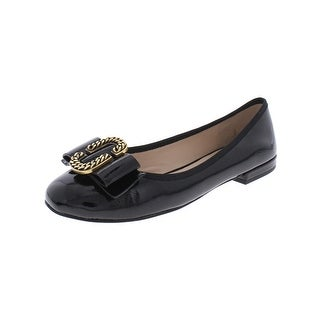 Marc Jacobs Womens Dress Shoes Bow Round Toe