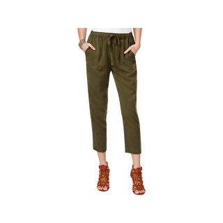 Lucky Brand Womens Cargo Pants Cropped Drawstring (2 options available)
