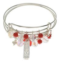 Love Bangle Bracelet Set - Exclusive Beadaholique Jewelry Kit