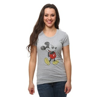 Womens Mickey Mouse Classic Pose T-Shirt