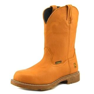 Dan Post 69394   Round Toe Leather  Work Boot