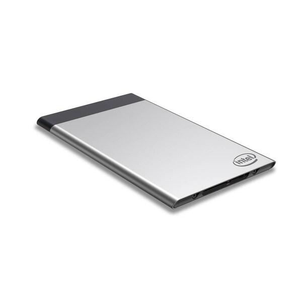 Intel System Blkcd1m3128mk Compute Card Core M3-7Y30 4Gb Ddr4 128Gb Ssd Bluetooth Brown Box