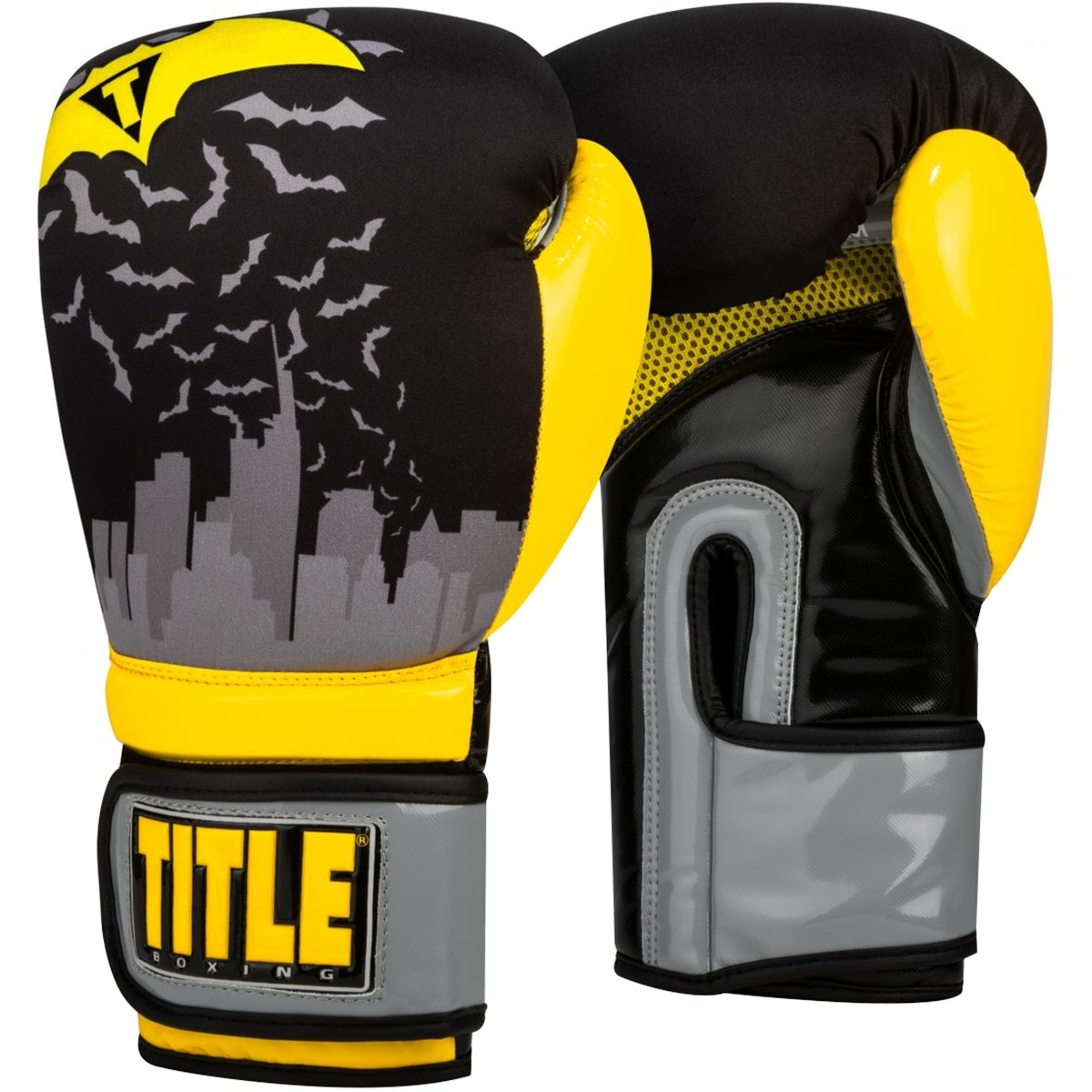 Goliath Title Boxing Infused Foam Training Boxing Gloves