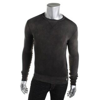 Polo Ralph Lauren Mens Faded Long Sleeves Crew Sweatshirt - M