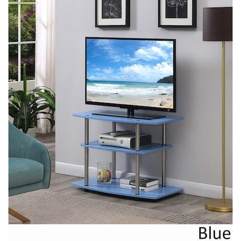 Porch & Den Derbigny 3-tier TV Stand