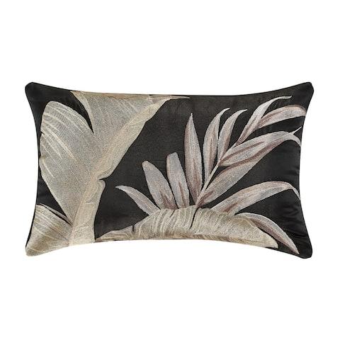 Five Queens Court Martina Boudoir Decorative Throw Pillow