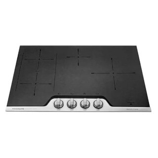 Frigidaire FPIC3077R 30 Inch Wide Built In Induction Cooktop with PowerPlus and