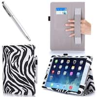 Ipad Air 2,i-Blason, Leather Book Stand Cover, for Apple Ipad Air 2 Case-Zebra