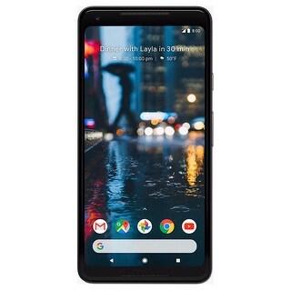 Google Pixel 2 XL 128GB Unlocked GSM/CDMA 4G LTE Octa-Core Phone w/ 12.2MP Camera (Certified Refurbished)