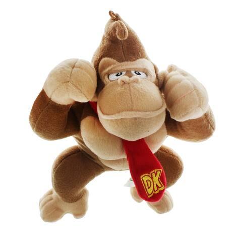 "Nintendo 10.5"" Donkey Kong Standing Plush - multi"