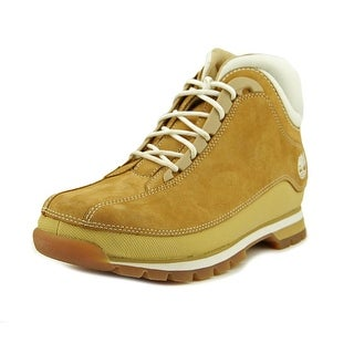 Timberland Euro Dub   Round Toe Leather  Boot