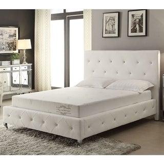 Link to Aloe Vera 8-inch Medium Support Memory Foam Mattress Similar Items in Bedroom Furniture