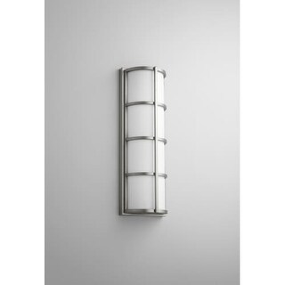 Oxygen Lighting 2-713-2 Leda 2 Light Outdoor Wall Sconce