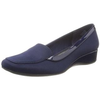 Bandolino Womens Lilas Wedges Loafer Heels