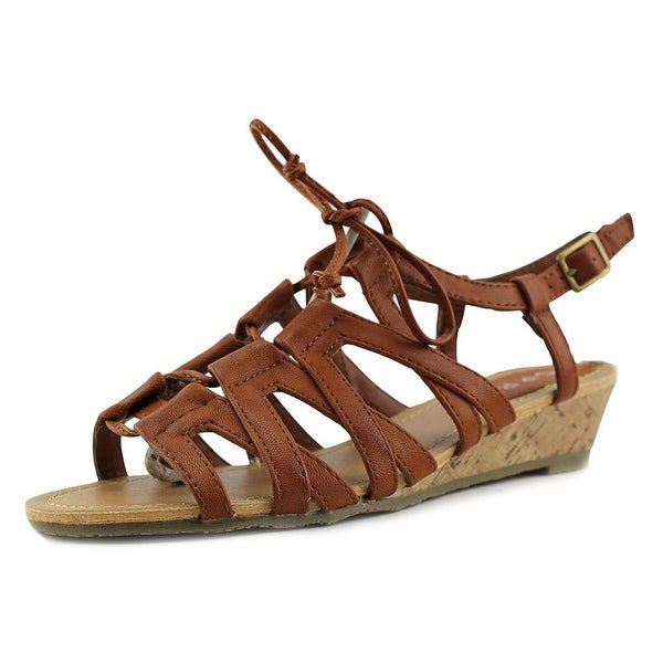 Esprit Camilla Open Toe Synthetic Gladiator Sandal