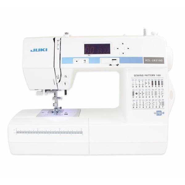 Juki HZL-LB5100 Computerized Sewing Machine