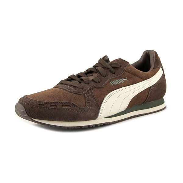 Shop Puma Cabana Racer SD Suede Fashion Sneakers - Free Shipping On ... 9d9e563af