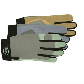 Boss 790L Ladies Leather Palm Gloves, Large