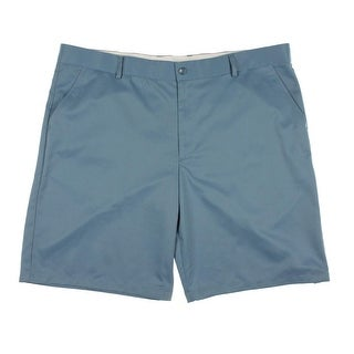 Greg Norman Mens Twill Moisture Wicking Walking Shorts - 32