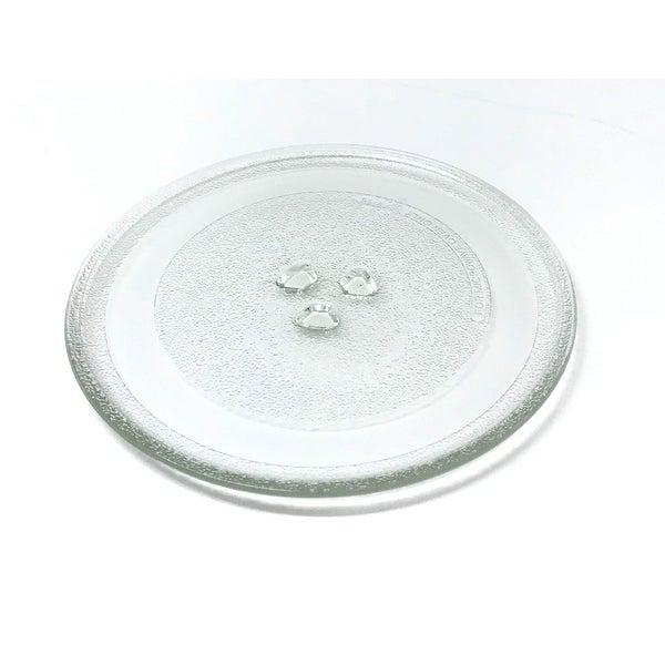 OEM LG Microwave Glass Tray Plate Shipped With MA-6511B01, MA6511W, MA-6511W