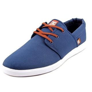 DC Shoes Haven Men  Round Toe Canvas  Skate Shoe