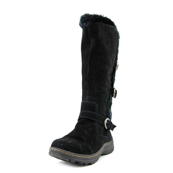Baretraps Ayden Round Toe Suede Winter Boot