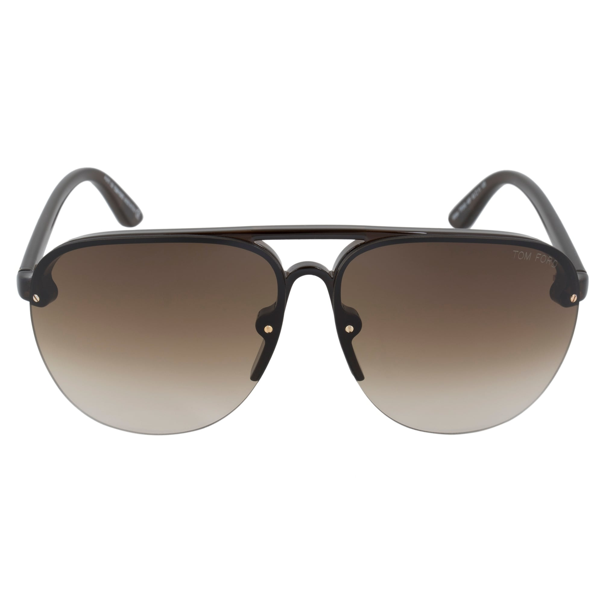 Shop Tom Ford Milan Men S Aviator Sunglasses Ft0238 09j 64 Overstock 21408834
