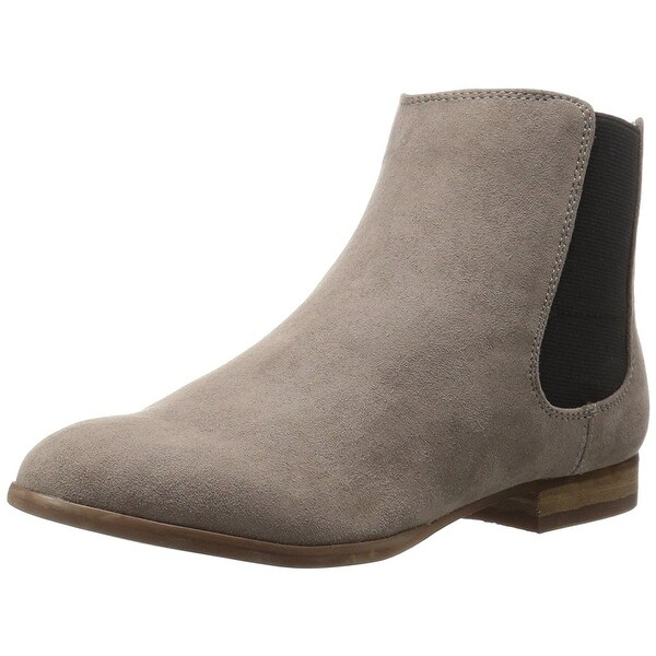 Carlos by Carlos Santana Womens blythe Almond Toe Ankle Fashion Boots