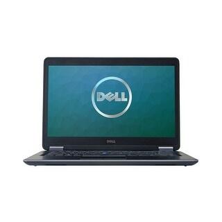 """Dell Latitude E7440 Core i5 2.0GHz 8GB RAM 500GB HDD Win 10 Pro 14"""" Laptop (Refurbished)"""