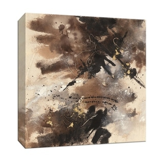 "PTM Images 9-152963  PTM Canvas Collection 12"" x 12"" - ""Grounded"" Giclee Abstract Art Print on Canvas"