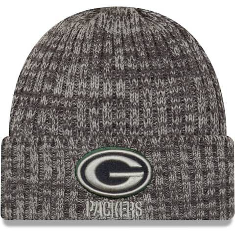 Green Bay Packers 2019 Crucial Catch Cuffed Knit Hat