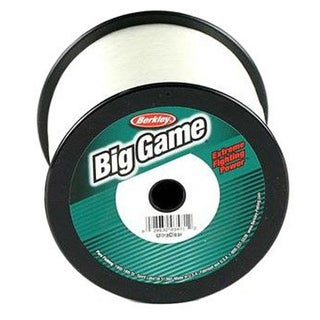 Berkley Trilene Big Game Clear Fishing Line Spool - 15 lb test, 900 yds