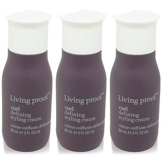 Living Proof Curl Defining Style Cream Travel Size 3 pack