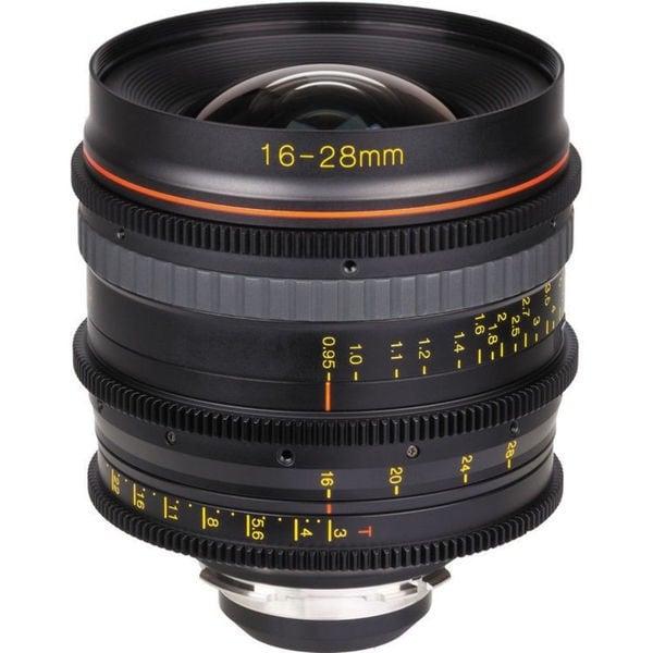 Tokina Cinema 16-28mm T3.0 with PL Mount