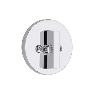 Kwikset 663CRR Contemporary One Sided Deadbolt without Front Cover