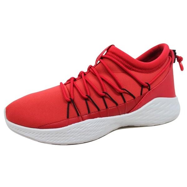 Nike Men's Air Jordan Formula 23 Toggle Gym Red/Black-Pure Platinum 908859-600