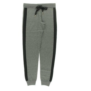 Juicy Couture Black Label Womens Cashmere Track Pants
