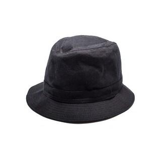 Dior Men's Cotton Top Hat Black