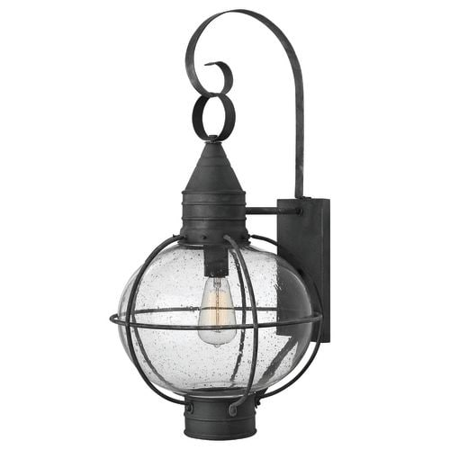 "Hinkley Lighting 2205-LED 26.75"" Height LED Outdoor Lantern Wall Sconce from the Cape Cod Collection"