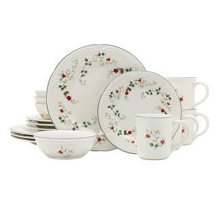 Pfaltzgraff Winterberry 16-piece Dinnerware Set Service for four