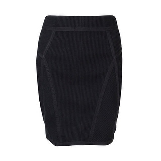 RACHEL Rachel Roy Women's Seamed Fitted Skirt
