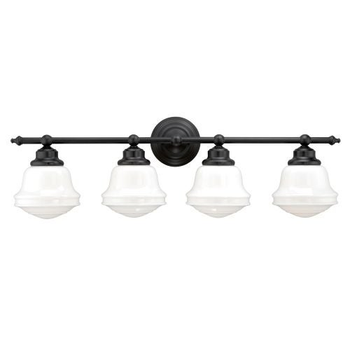 Vaxcel Lighting W0172 Huntley 4 Light Vanity Light