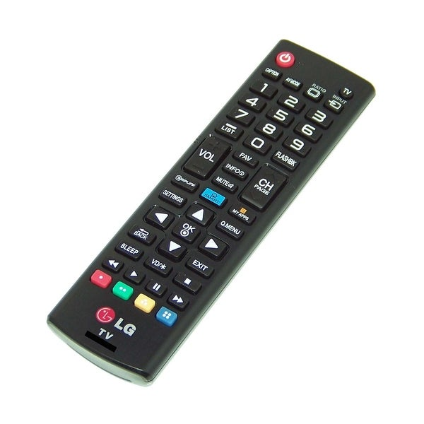 OEM LG Remote Control Originally Shipped With: 60PB6600-UA, 60PB6650, 60PB6650UA, 60PB6650-UA