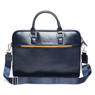 13.3 Laptop Bag slim Lightweight Briefcase for up to 14-Inch Computer - 'Pintta' Blue