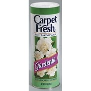 Carpet Fresh 274142 Rug & Room Deoderizer, Gardenia Scent, 14 Oz