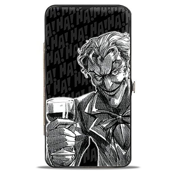 Buckle-Down Hinge Wallet - Joker