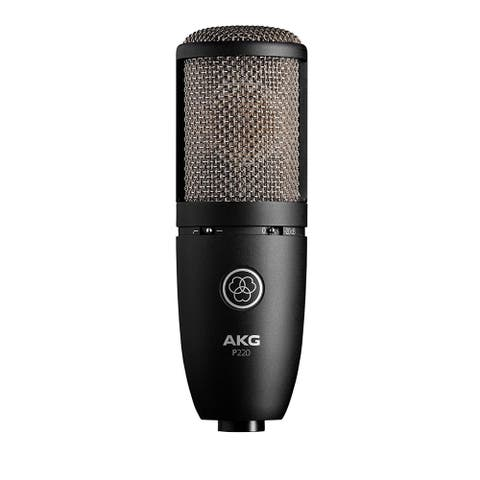 AKG P220 High Performance Condenser Microphone