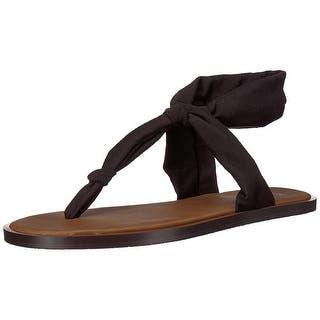 5c711b6a8d20 Buy Black Women s Sandals Online at Overstock